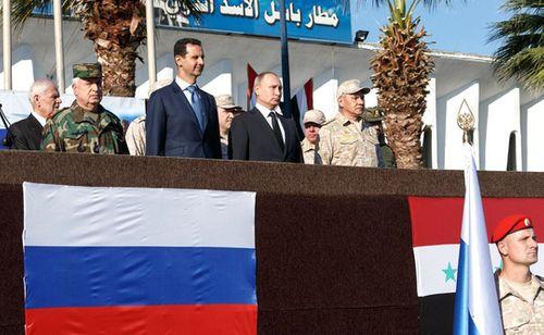 Mỹ ồ ạt tấn công Syria: Vì sao Nga vẫn không đáp trả?  - Ảnh 1