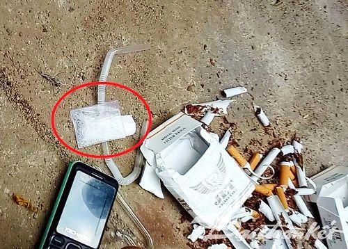 Đối tượng vận chuyển tàng trữ ma túy bị bắt quả tang - Ảnh 2