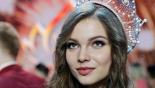 Chiêm ngưỡng nhan sắc quyến rũ hút hồn của tân hoa hậu Nga - Ảnh 6
