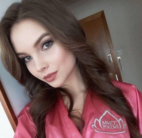 Chiêm ngưỡng nhan sắc quyến rũ hút hồn của tân hoa hậu Nga - Ảnh 3
