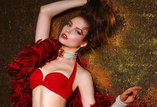 Chiêm ngưỡng nhan sắc quyến rũ hút hồn của tân hoa hậu Nga - Ảnh 7