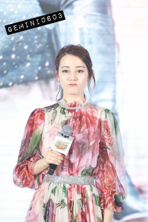Xao xuyến trước nhan sắc khuynh thành của mỹ nữ Địch Lệ Nhiệt Ba tại sự kiện - Ảnh 6