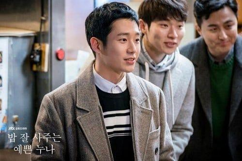 Jung Hae In không phải là lựa chọn đều tiên cho vai diễn trong 'Chị đẹp mua cơm ngon cho tôi'  - Ảnh 4