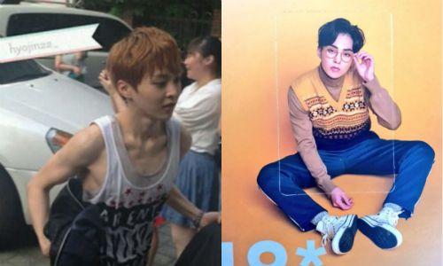 Top 7 Idol K-Pop làm fan mừng rơn sau khi tăng cân thành công - Ảnh 3