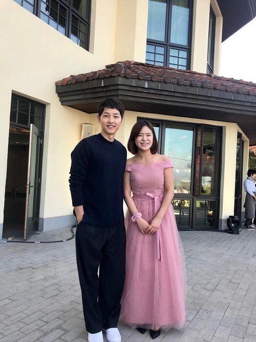 """Đôi bạn thân Song Joong Ki – Lee Kwang Soo: Kẻ mập mạp béo tròn, người gầy gò """"phát hoảng"""" - Ảnh 5"""