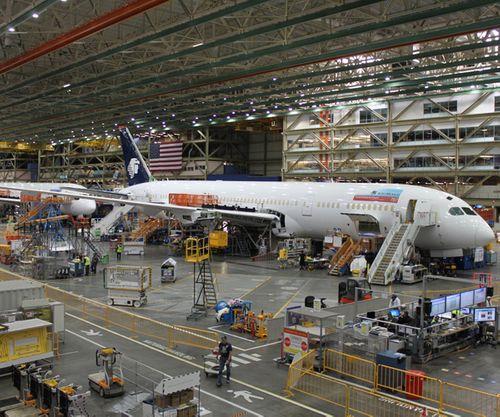 Boeing công bố bản nâng cấp phần mềm cho máy bay 737 MAX - Ảnh 1