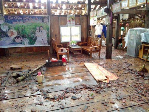Bắc Kạn lại bị mưa đá tàn phá gây thiệt hại nặng nề - Ảnh 8