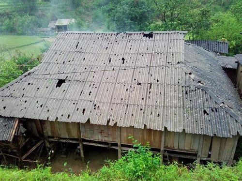 Bắc Kạn lại bị mưa đá tàn phá gây thiệt hại nặng nề - Ảnh 7