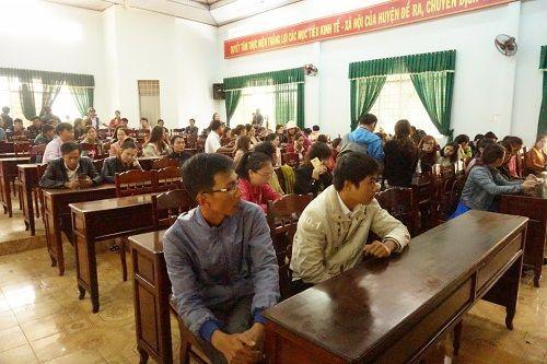 Đắk Lắk: Giám sát chặt chẽ kỳ thi tuyển giáo viên  - Ảnh 1