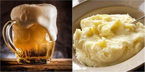 Các chị em có biết bí quyết dưỡng da mềm mại, trắng mịn từ bia? - Ảnh 2