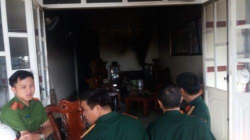 Gia Lai: Cháy nhà lúc rạng sáng, 3 mẹ con bị ngộ độc khói - Ảnh 2
