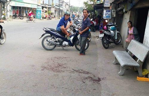 Điều tra vụ hỗn chiến tại tiệm may khiến một nam thanh niên tử vong - Ảnh 1