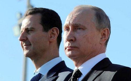 Trú tại căn cứ Nga, phải chăng Tổng thống Syria sợ Mỹ tấn công? - Ảnh 1