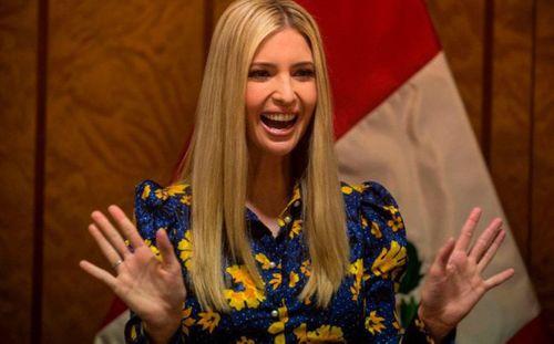 Con gái ông Trump bị tố không đủ tư cách khi dự Hội nghị thượng đỉnh - Ảnh 1