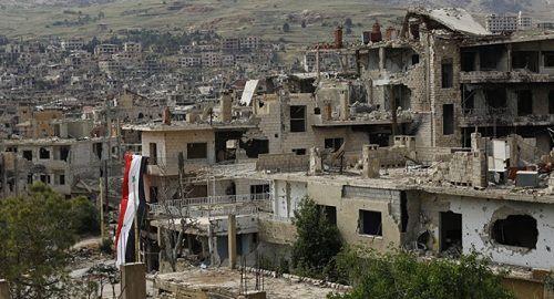 Sau không kích, EU giáng tiếp đòn mạnh vào Syria - Ảnh 1