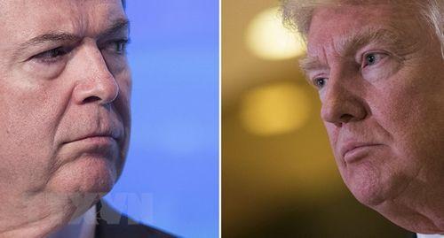 """Tổng thống Mỹ Donald Trump gọi Cựu giám đốc FBI là """"kẻ dối trá"""" - Ảnh 1"""
