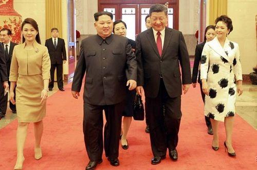 """""""Đệ nhất phu nhân"""" của Triều Tiên được trao danh vị mới  - Ảnh 2"""