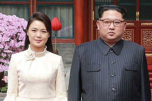 """""""Đệ nhất phu nhân"""" của Triều Tiên được trao danh vị mới  - Ảnh 1"""