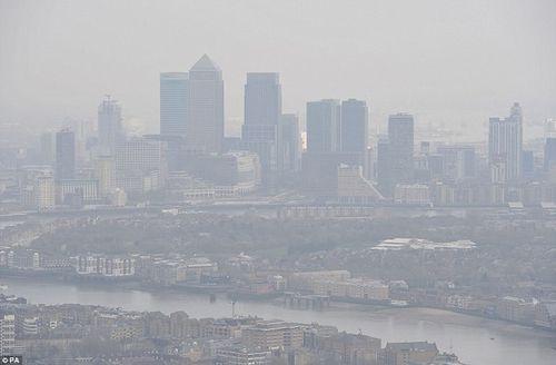 95% dân số thế giới sống trong không khí ô nhiễm, 1 năm chết 6 triệu người - Ảnh 2
