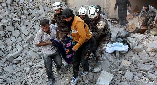 Lộ việc dàn dựng Syria sử dụng vũ khí hóa học - Ảnh 2