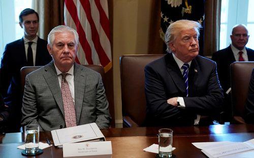 'Chiếc ghế' Ngoại trưởng Mỹ gọi tên ông Mike Pompeo - Ảnh 2