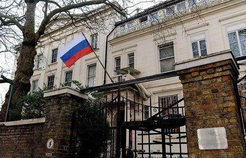 """""""Báo động đỏ"""" cho mối quan hệ Nga – Anh - Ảnh 1"""