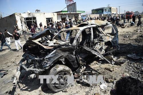 9 người thiệt mạng trong vụ tấn công tại Afghanistan - Ảnh 1
