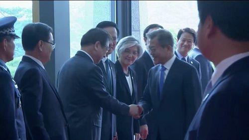 Thượng đỉnh liên Triều 2018: Báo chí Hàn Quốc kỳ vọng về một tương lai hòa bình, thống nhất - Ảnh 2