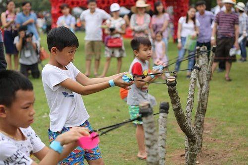 Những điểm vui chơi hấp dẫn tại Hà Nội dịp nghỉ lễ 30/4 -1/5 - Ảnh 4