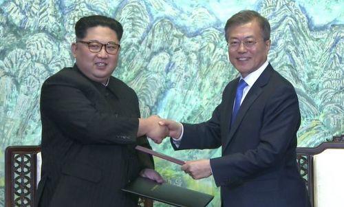 Phản ứng của quốc tế trước kết quả của hội nghị thượng đỉnh liên Triều  - Ảnh 1