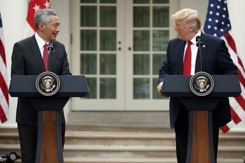 """Chuyên gia: """"Quốc đảo sư tử"""" đủ trung lập để Triều Tiên và Mỹ tin tưởng - Ảnh 2"""
