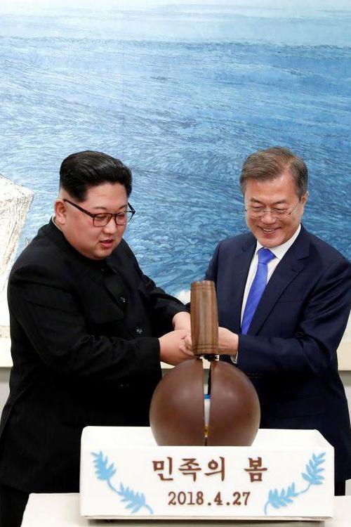 """Bán đảo Triều Tiên: Hành trình 65 năm """"tan băng"""" và viễn cảnh một mùa xuân ấm áp - Ảnh 13"""