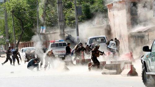 Quốc tế lên án vụ đánh bom khiến ít nhất 31 người thiệt mạng ở Afghanistan - Ảnh 3