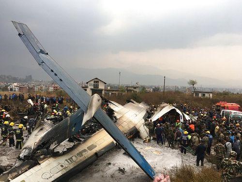 Những tai nạn máy bay thảm khốc do phi công nhầm đường băng  - Ảnh 6