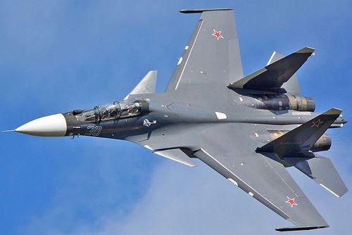 Tiêm kích SU-30SM của Nga bất ngờ rơi ở Syria, hai phi công thiệt mạng - Ảnh 2