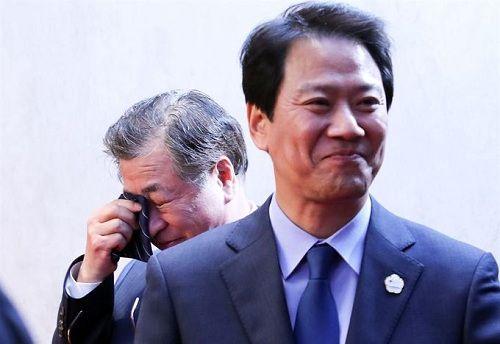 Tiết lộ hậu trường cuộc gặp gỡ lịch sử của lãnh đạo Triều Tiên và tổng thống Hàn Quốc - Ảnh 1