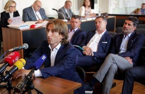 Thủ lĩnh Croatia Luka Modric phải đối mặt với bản án 5 năm tù sau World Cup 2018 - Ảnh 2