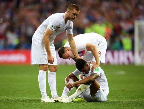 Thất bại trước Croatia, hàng loạt cầu thủ Anh bật khóc như mưa - Ảnh 5