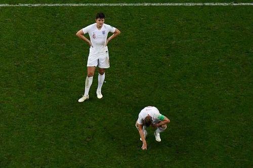 Thất bại trước Croatia, hàng loạt cầu thủ Anh bật khóc như mưa - Ảnh 3