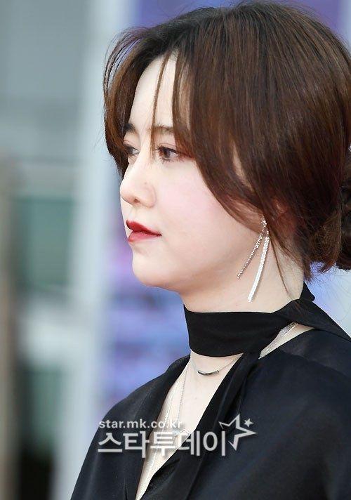 """Bất ngờ phát tướng, """"nàng cỏ"""" Goo Hye Sun bị nghi đang mang thai con đầu lòng - Ảnh 4"""