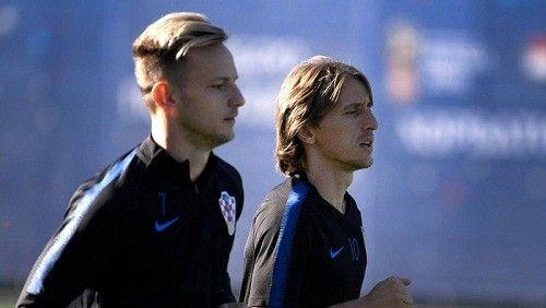 """Trước trận chung kết Pháp - Croatia: Sự đáng sợ của """"cặp đôi sóng sát"""" Modric – Rakitic  - Ảnh 3"""