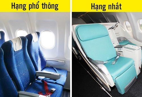 Bạn có biết tại sao ghế máy bay thường có màu xanh dương? - Ảnh 2