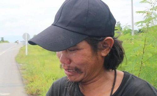 Cảm động người đàn ông đi bộ hơn 1.500 km để thực hiện lời hứa với bạn gái - Ảnh 3