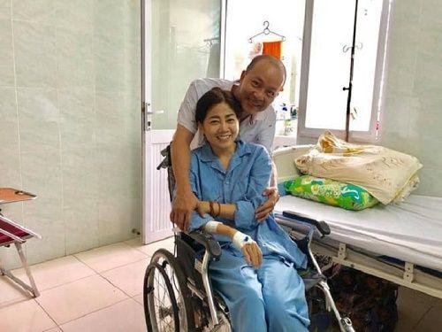 Sỹ Luân tiết lộ quá trình điều trị của Mai Phương đang có chuyển biến tốt - Ảnh 2