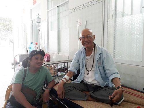 Nghệ sĩ Lê Bình từ chối nhận ủng hộ vì muốn mọi người dồn sức chữa trị cho Mai Phương - Ảnh 2