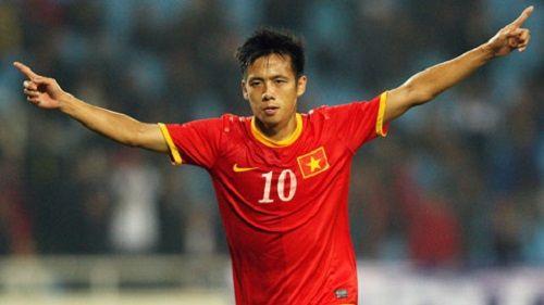 Tiền đạo Văn Quyết chính thức làm đội trưởng Olympic Việt Nam - Ảnh 1