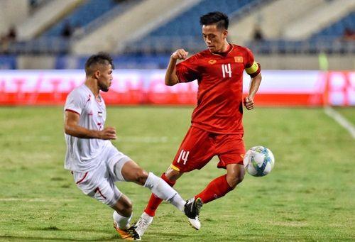 Tiền đạo Văn Quyết chính thức làm đội trưởng Olympic Việt Nam - Ảnh 2
