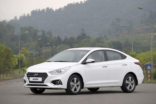 """Hyundai Accent vượt mặt Grand i10 """"thống trị"""" phân khúc ô tô giá rẻ - Ảnh 1"""
