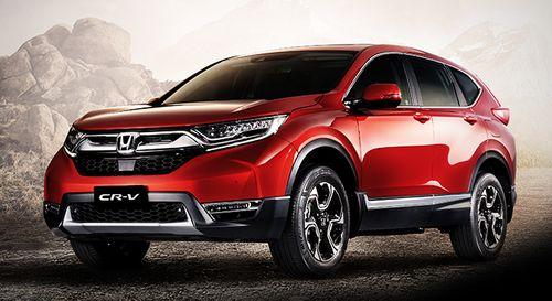 Honda vẫn bán được hơn 1600 xe CR-V trong tháng Tết Nguyên đán - Ảnh 1