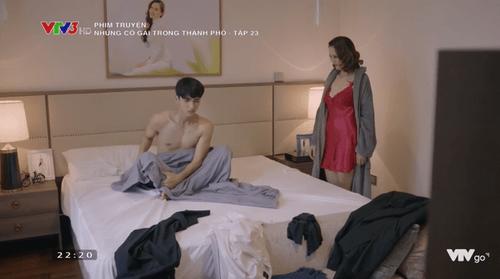Những cô gái sống trong thành phố tập 24: Ly giục Lâm lấy vợ khi biết anh mình có tình cảm với Lan - Ảnh 3